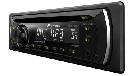 Deh Receiver With Wma Playback Remote