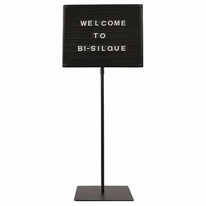 magnetic letter board stands schoolsin With letter board stand