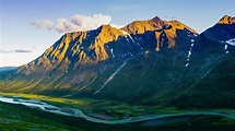 Exploring Sarek National Park - YouTube