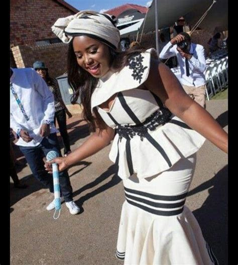 42 best images about xhosa attire on nelson