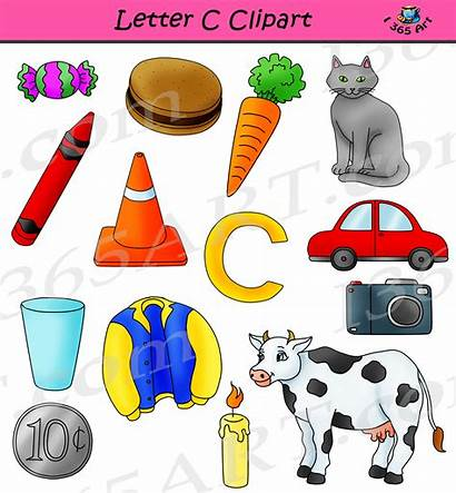 Letter Clipart Starts Letters Words Begin Graphics