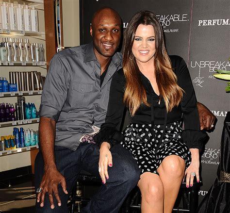 Lamar Odom responds to Khloé Kardashian's divorce petition ...