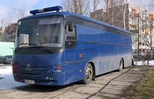 Rhino Armored Bus