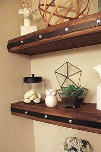 floating shelves ideas 27+ Best DIY Floating Shelf Ideas and Designs for 2017