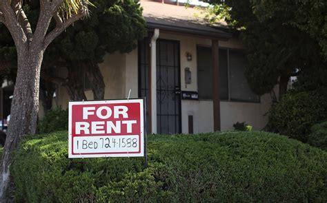 rent control poised  comeback  california al