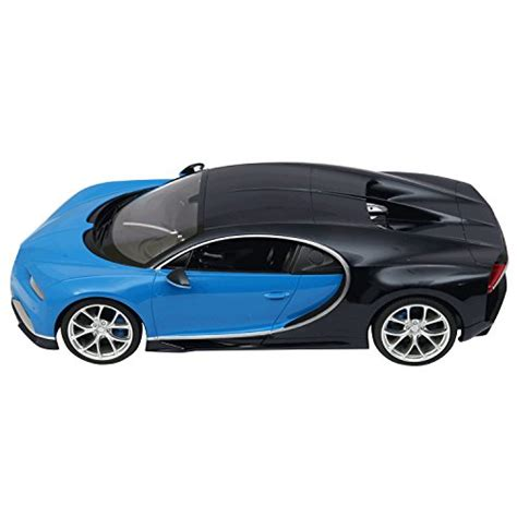 The all new bugatti chiron is the coolest new car on the market! Radio Remote Control 1/14 Scale Bugatti Chiron Licensed RC Model Car (Blue/Black) - Buy Online ...