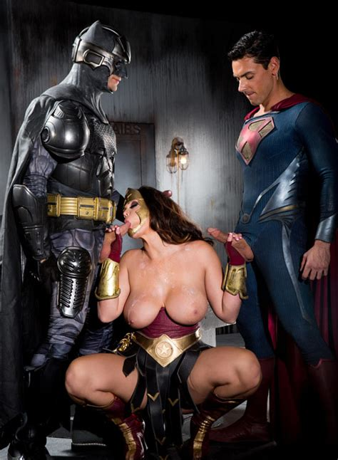 Which Is The Best Superhero Porn Parody The Lord Of Porn