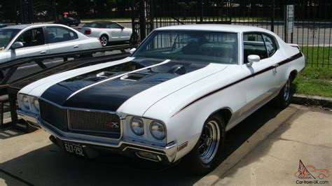 buick 455 1970 gsx rust coupe restored