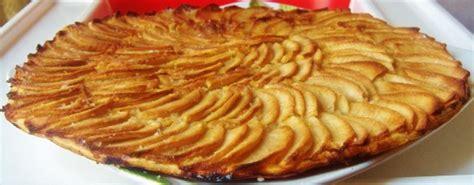 tarte aux pommes et creme d amande parfumee les grandes gourmandises de ma ptite cuisine