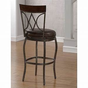 American Heritage Infinity 26quot Counter Height Stool In