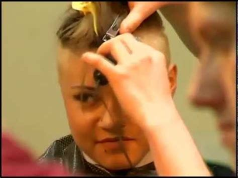 women haircut part  youtube
