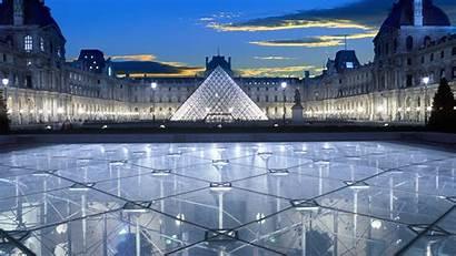 Buildings Desktop Put Architecture Louvre Wallpapers Weekly