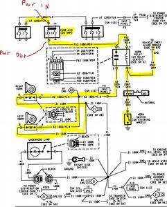 Engine Control Module Fuse 20 Amp Blew Truck Stopped