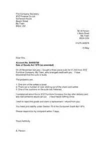 sample plaint letters
