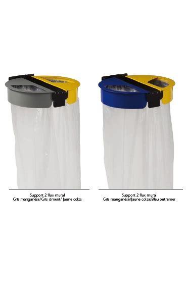 porte sac poubelle mural 28 images support sacs poubelle mural 110 litres avec couvercle