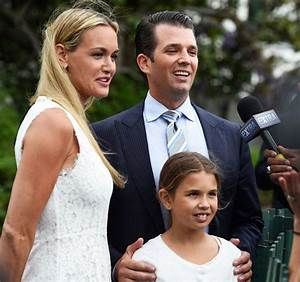 Who is Vanessa Trump? Donald Trump Jr wife sparked fears ...
