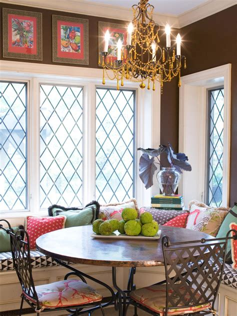 Decorating Ideas For Windows by Small Kitchen Window Treatments Hgtv Pictures Ideas Hgtv