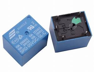 10pcs Songle Power Relay Srd
