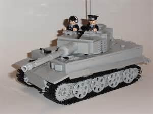 LEGO Panzer Tiger