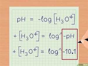 Schwefelsäure Ph Wert Berechnen : einen ph wert berechnen wikihow ~ Themetempest.com Abrechnung