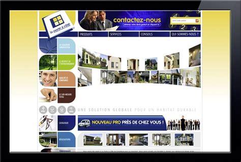 webdesign site la porte 224 c 244 t 233 apparence la baule