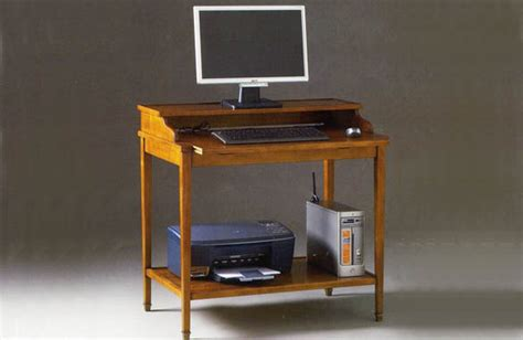 chaises bureau table informatique en merisier meubles hummel