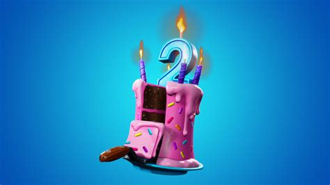 fortnite birthday cake map locations tips prima games