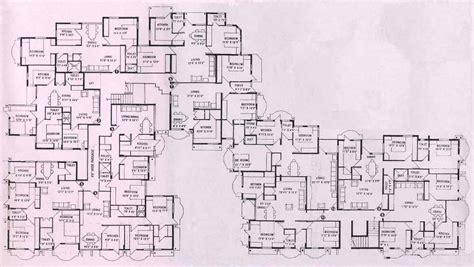 mansion plans floor plan of apoorva mansion
