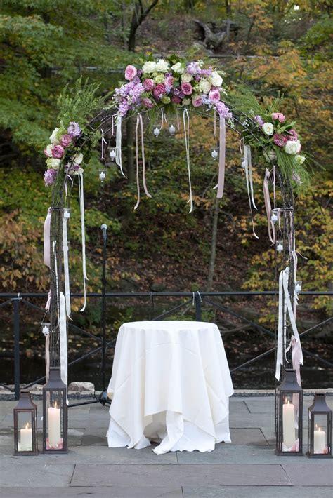 arch wedding