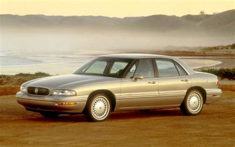 1997 buick lesabre information and photos zombiedrive
