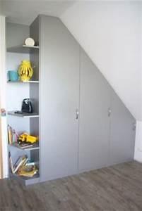 dressing ikea sous pente recherche google placard With maison a finir soi meme 9 placard coulissant sur mesure sous escalier mural