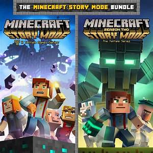 Ps4 Story Games : the minecraft story mode bundle ps4 buy online and ~ Jslefanu.com Haus und Dekorationen