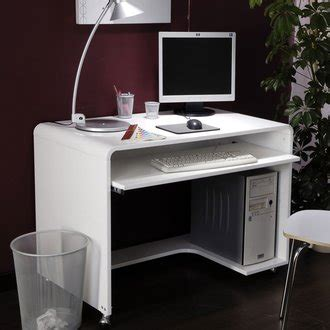 ordinateur de bureau blanc bureau ordinateur blanc plan bureau enfant lepolyglotte