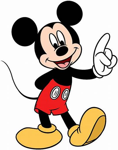 Mickey Mouse Clipart Disney Characters Clubhouse Transparent