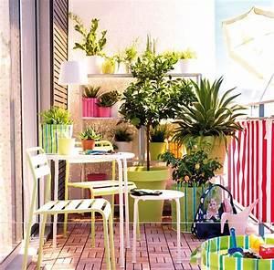 Jardin Et Balcon : jardin sur un balcon comment l 39 am nager de fa on ~ Premium-room.com Idées de Décoration