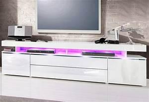 Sideboard Weiß 200 Cm : lowboard breite 200 cm online kaufen otto ~ Markanthonyermac.com Haus und Dekorationen