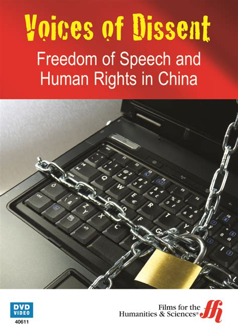voices  dissent freedom  speech  human rights