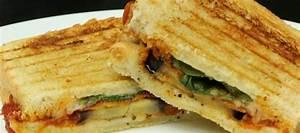 Eggplant Parmesan Sandwich   CookingCarnival