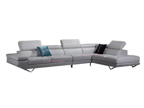 grand canap d angle cuir canapé d 39 angle en cuir véritable siena pop design fr