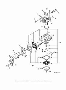 Echo Ppf-210 S  N  09001001 - 09999999 Parts Diagram For Carburetor