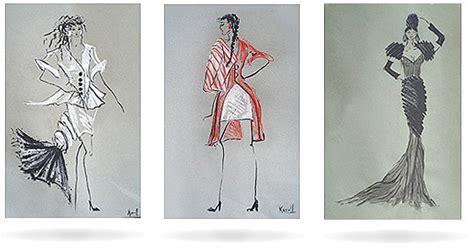 bureau de styliste illustrations diverses kd graphiste à aix en provence 13100
