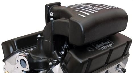 Edelbrock High Performance Small Block Ford Crate Engines
