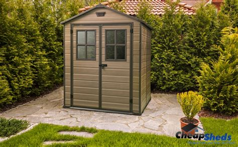 keter 6x8 storage shed keter resin storage solutions now available at cheap sheds