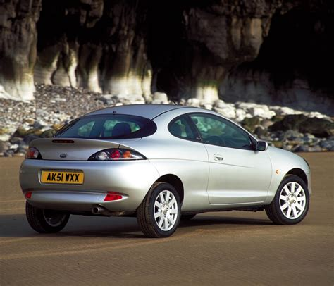 Ford Puma Coupe Review 1997 2002 Parkers