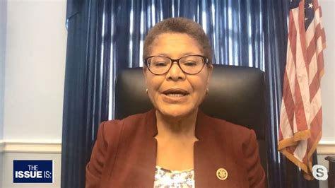 """Rep. Karen Bass: """"the country is ready for"""" policing reform"""