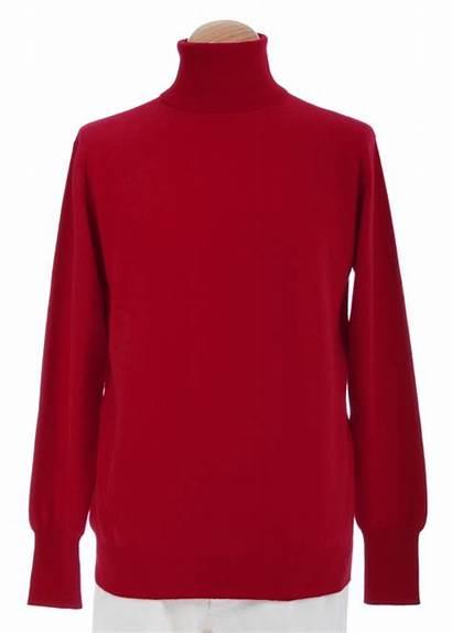 Turtleneck Sweater Cashmere Dark Mens Standard Sweaters