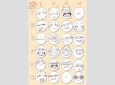 Tumblr Expression Emoji Drawing Challenge 10