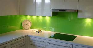 Wandverkleidung Küche Glas : k chenr ckw nde aus glas ~ Markanthonyermac.com Haus und Dekorationen