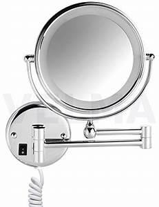 Kosmetikspiegel 5 Fach : l sst sich vollst ndig an die wand klappen 5 fach ~ Watch28wear.com Haus und Dekorationen