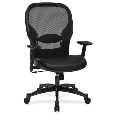 office professional managers chair leather seat 5